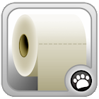 Toilet Paper Pull icon