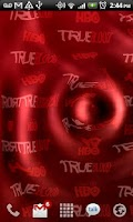 Screenshot of True Blood Live Wallpaper