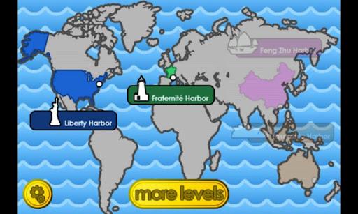 【免費解謎App】Crazy Harbor-APP點子