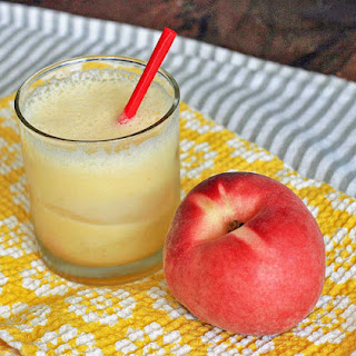 Peach and Ginger Smoothie