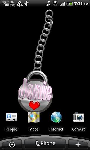 Jonie Name Tag