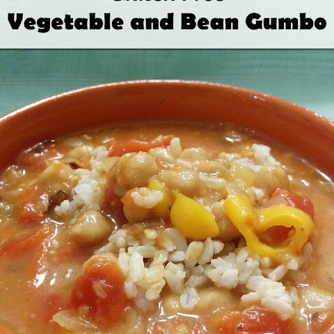Gluten Free Vegetable and Bean Gumbo