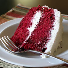 Waldorf-Astoria Red Velvet Cake