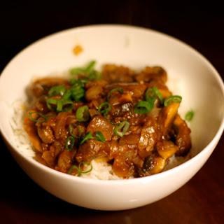 Mushroom Tomato Sauce Rice Recipes