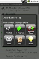 Screenshot of Achievement More