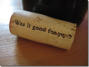 Love this cork