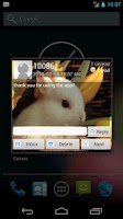 Screenshot of Pop SMS