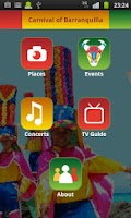 Screenshot of Carnival of Barranquilla 2012