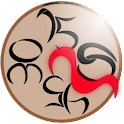 Tribal-Clock Widget icon