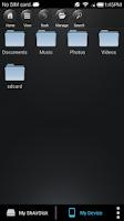 Screenshot of ShAirDisk