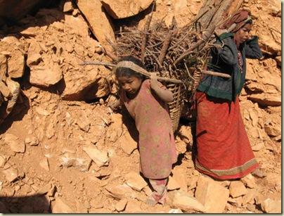 village work