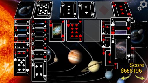 Solitaire 3D Pro - screenshot