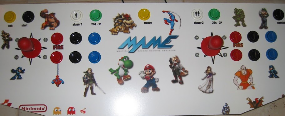 Mame with decals