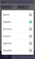 Screenshot of Translator Dictionary - Free