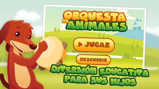 Animal Orchestra Spanish- screenshot thumbnail