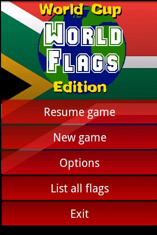 Flags Of The World - SE Demo