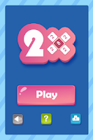 Screenshot of 2048 2x Puzzle
