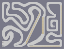 Thumbnail of the map 'The Amazing Race'