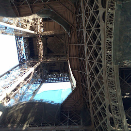 Eiffel Tower by Tammy Jones Perdue - Instagram & Mobile Other ( paris, eiffel tower, france, historic,  )