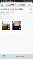 Screenshot of Slideshow & Video Maker