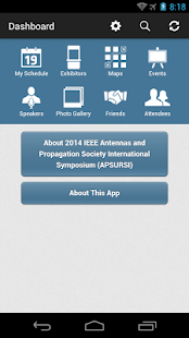 2014 IEEE APSURSI - screenshot