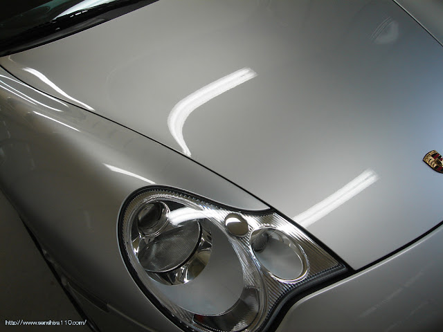 ポルシェ 996 洗車達人PRO.com 愛知県 会員様 実践報告