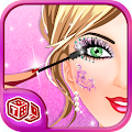 Eyes Makeup Salon - Girls Game for Lollipop - Android 5.0