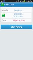 Screenshot of PayStay