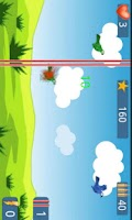 Screenshot of Crazy Bird Shooter