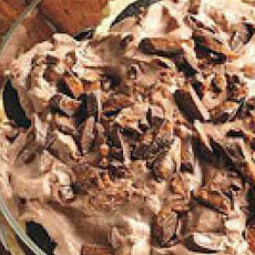 Black and Tan Chocolate-Pumpkin Trifle