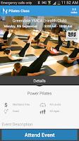 Screenshot of Dynamic Warm Up Trainer