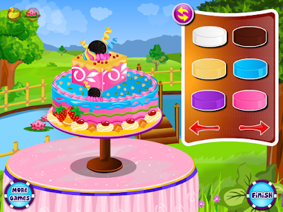 Download Decoration Of Cake : Download Android Game Creamy Cake Decoration for Samsung ...