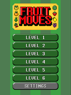 Fruit Moves Free - Puzzle Game - screenshot