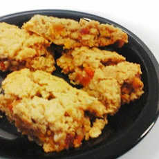 Apricot Oatmeal Bars, Just Like You Remember!