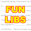 Fun Libs - a Mad-Libs game icon