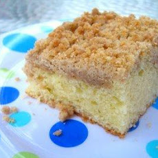 Crumb Top Coffee Cake