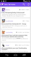 Screenshot of FTB App - Anime & Manga