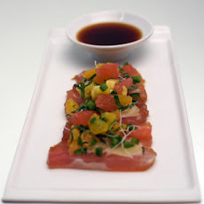 Spicy Tuna Sashimi