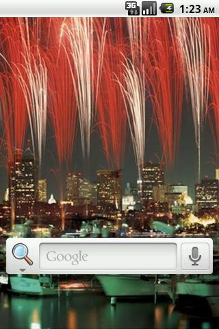 July 4th Live Wallpaper