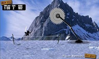 Screenshot of NinjaToss Free:
