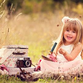 Happy Little Lady by Chinchilla  Photography - Babies & Children Toddlers