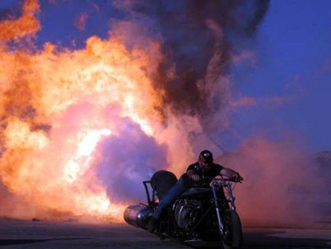 Jet-Powered-Motorcycle