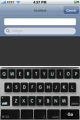 Apple iPhone MacBook keyboard