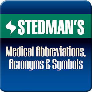 Stedmans Medical Abbreviations