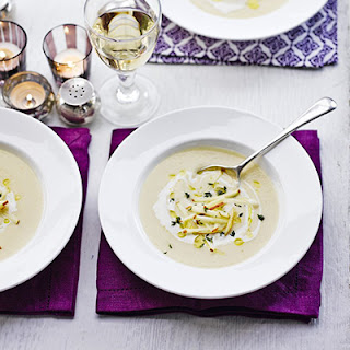 Chilled Apple Soup Recipes