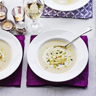 Cauliflower Apple Soup Recipes