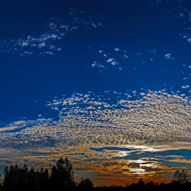 PL6+14-42 R II - Panorama by Ciddi Biri - Landscapes Cloud Formations ( clouds, günbatımı, sky, gökyüzü, sunset, bulut )
