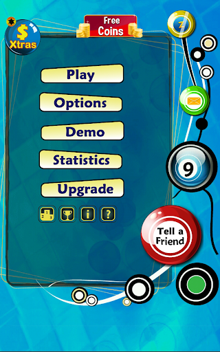 pocket-bingo-free for android screenshot
