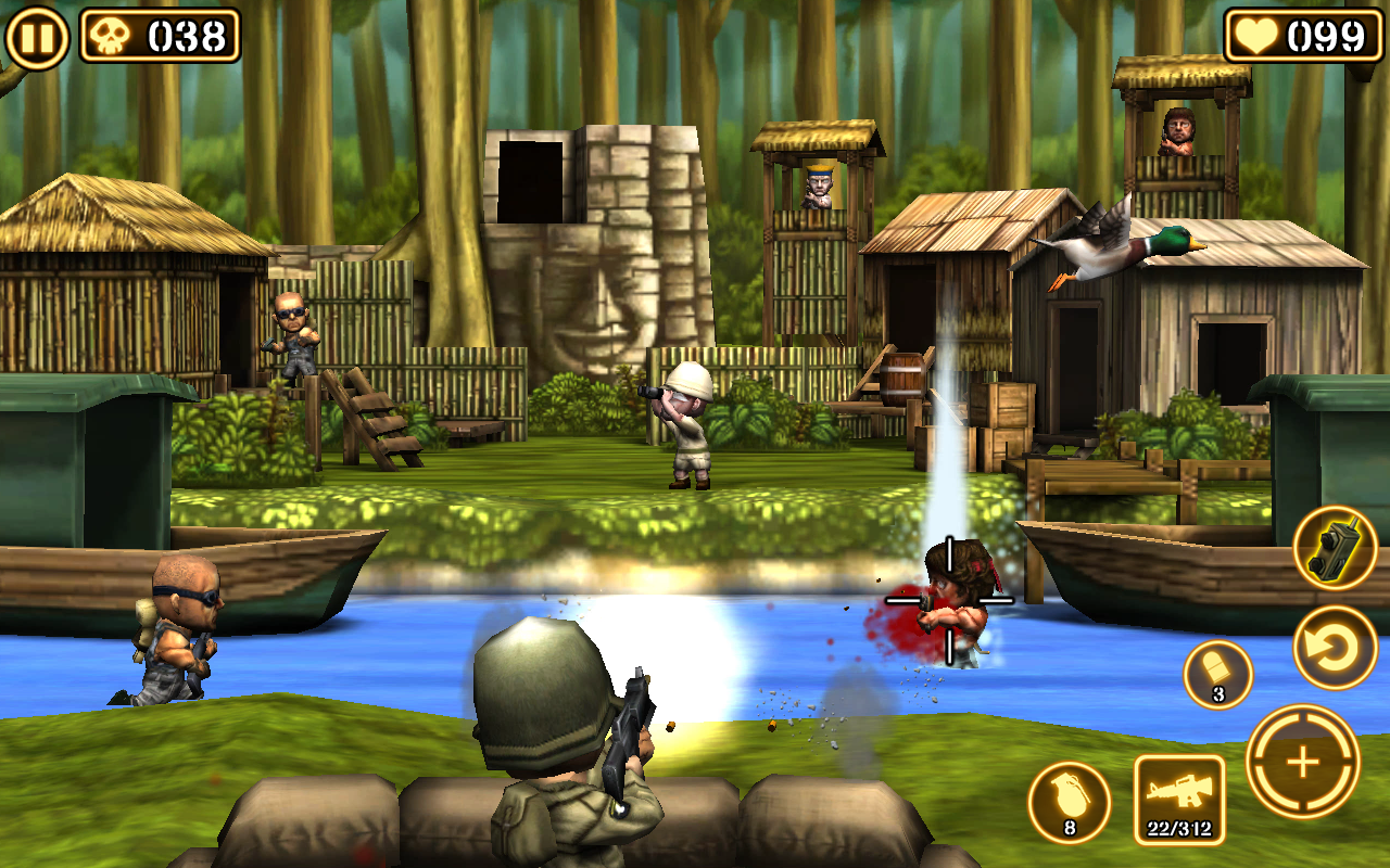 Gun Strike 2 Screenshot 12