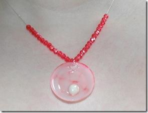 finished Glue bead